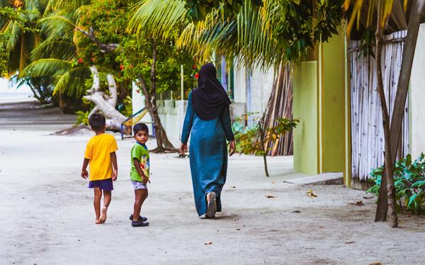 Жизнь мальдивцев