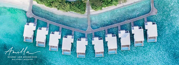 Amilla Maldives Resort and Residences
